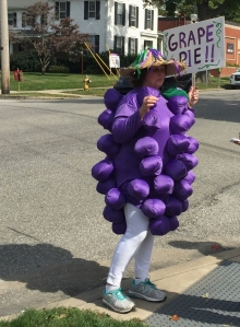 Grape Pie Lady